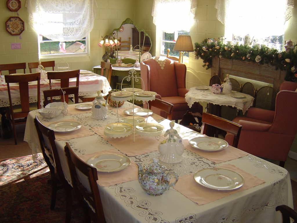 The Green Gables Tea Room